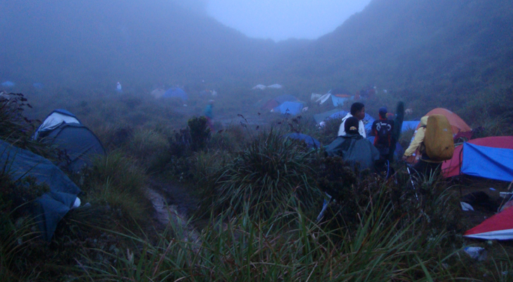 Mt Apo Trek - we finally arrived