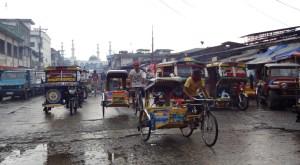 Jolo, Sulu - downtown