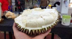 Jolo, Sulu - durian