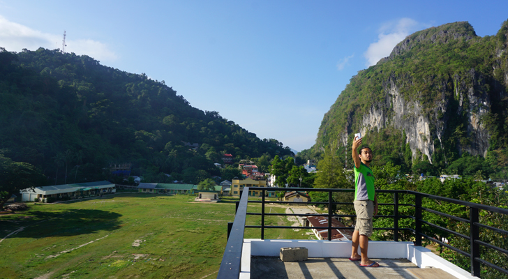 Sea Cocoon Hotel El Nido - view deck