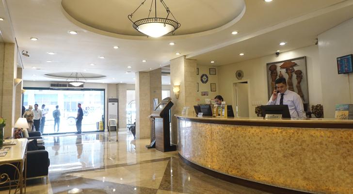 Lotus Garden Hotel Manila - lobby