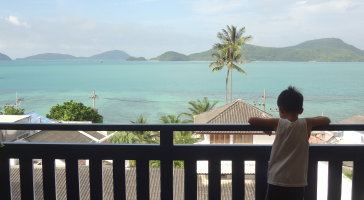 Kantary Bay Phuket - balcony view