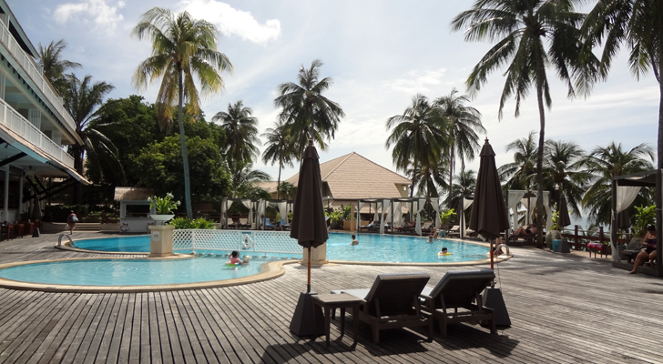 Cape Panwa Phuket - pool