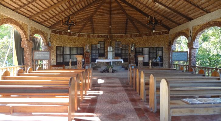 Coron - San Vicente Ferrer Chapel