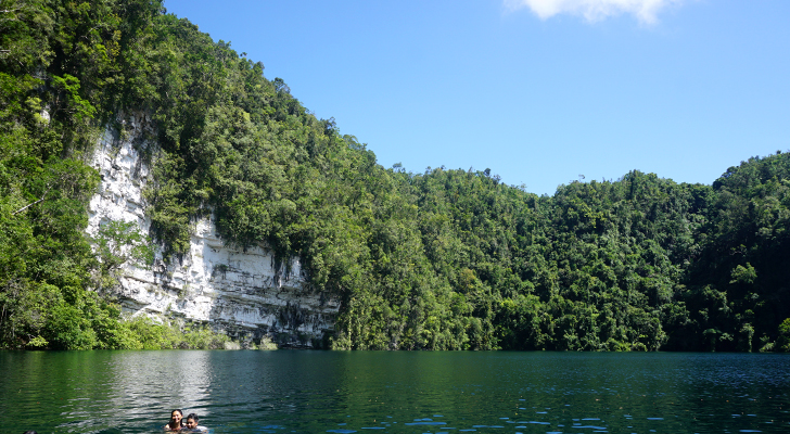 Dinagat Island - Lake Bababo