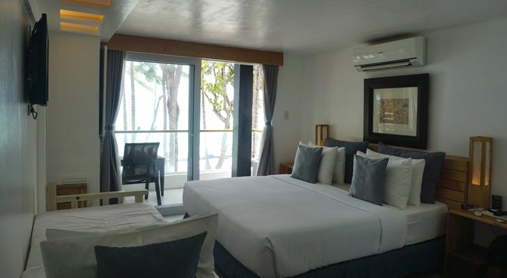 Zuzuni Boracay - Premiere Beachfront