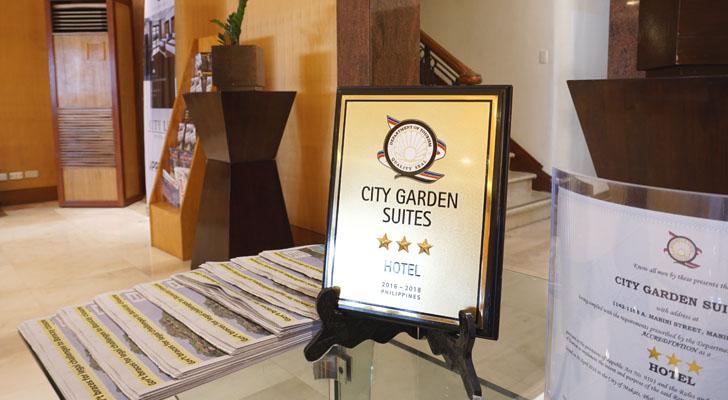 City Garden Suites Manila - 3 stars