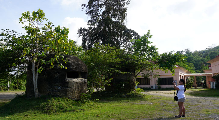 Toledo Cebu - Japanese Pillboxes