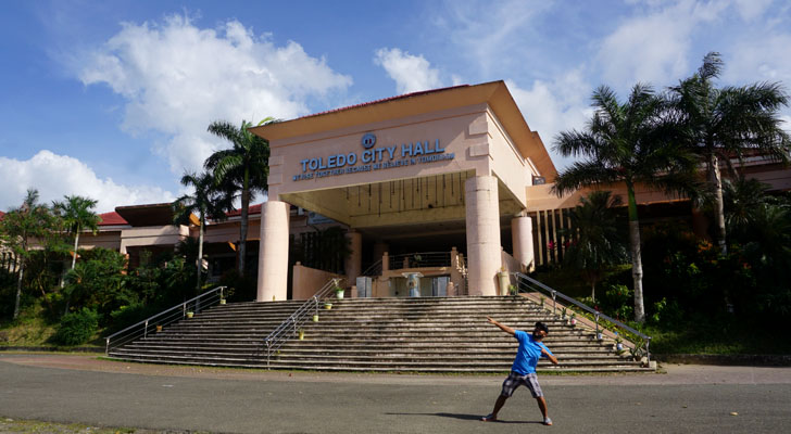 Toledo Cebu - Toledo City Hall