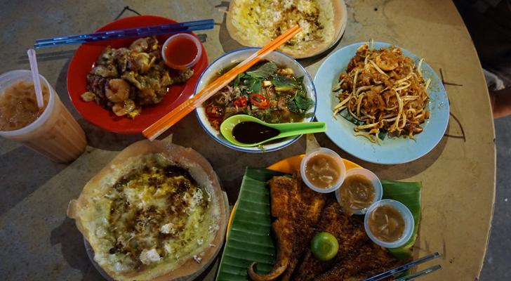 Touchdown Penang - hawker food