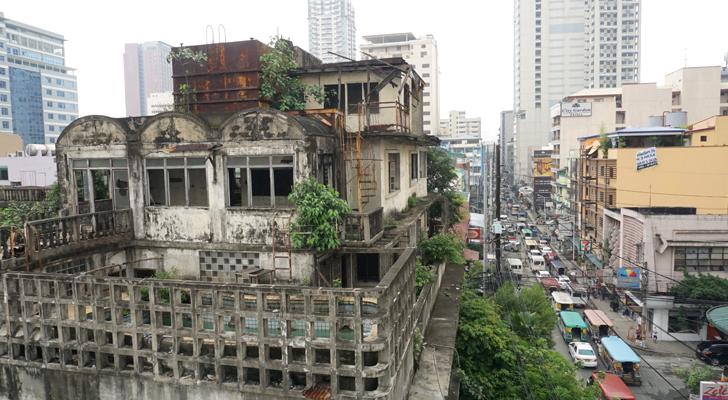 Back in Manila - Ermita