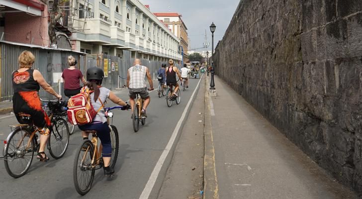 Bambike Ecotours - bikers
