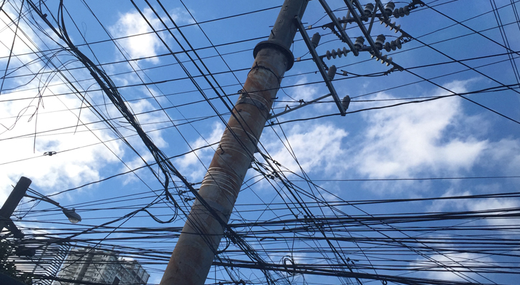 The PH from a Malaysians Perspective - powerlines