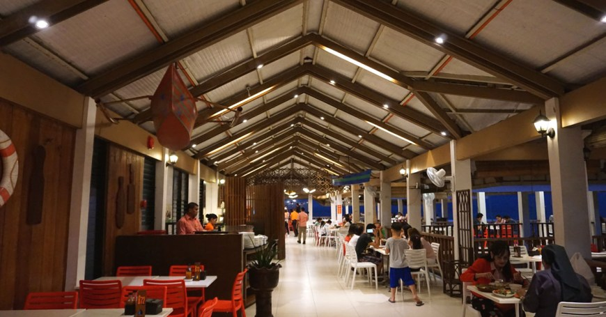 Panagatan Restaurant - interiors