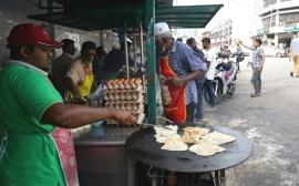 Roti Canai at Transfer Road