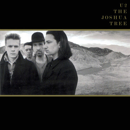 U2 - The Joshua Tree 1987
