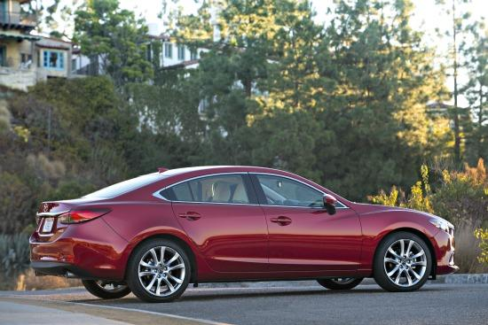 The newly Mazda6, 2014: Sporty, redesigned sedaThe newly designed Mazda6 is offering tourgh competition for the Toyota Camry, Honda Accord