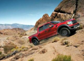 The Ford F-150 Raptor will have a a new upscale option package in 2014