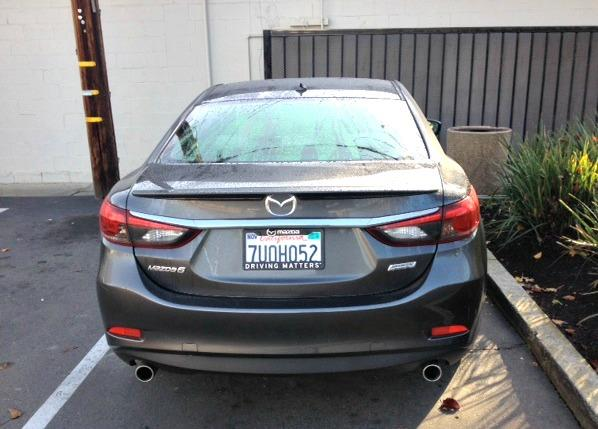 The 2017 Mazda6 has a sportier design and drive than many of its rivals.