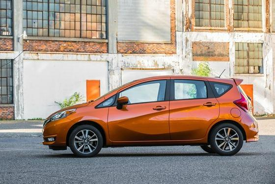 The 2017 Nissan Versa is among the 10 cheapest new cars in the United States.