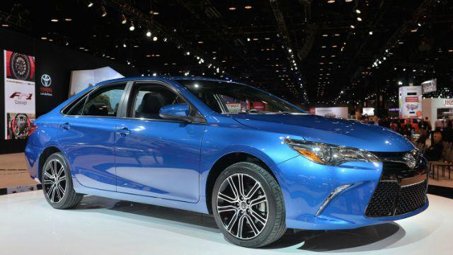 The 2016 Toyota Camry will be offered in a Special Edition.
