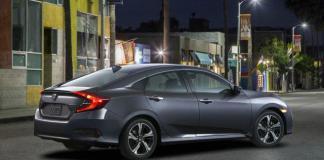 The 2016 Honda Civic will mark the sedan's 10th generation.