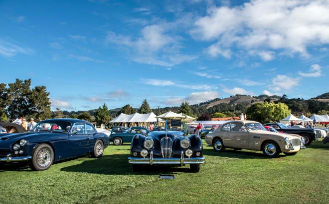 The Quail: A Carmel car show with prestige, civility