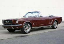 The Ford Mustang is the most searched vintage car, according to classiccars.com