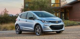 The Chevrolet Bolt will make its nationwide debut in August.