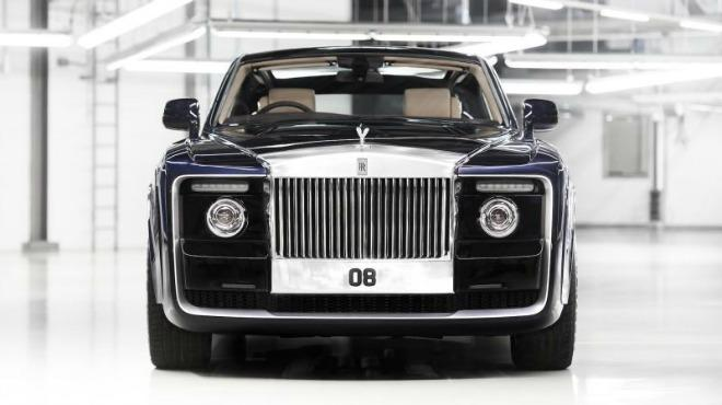 Rolls-Royce unveils most expensive new car ever made