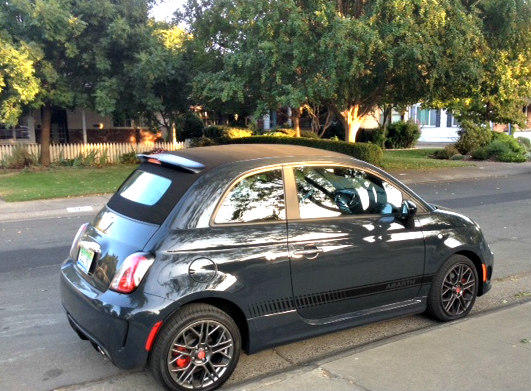 The 2017 Fiat 500c Abarth is fun to drive but flawed.