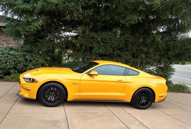 The 2018 Ford Mustang GT is handsome, powerful and defines muscle cart.