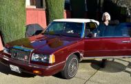 Episode 27, The legacy of one family's 1986 Chrysler Lebaron