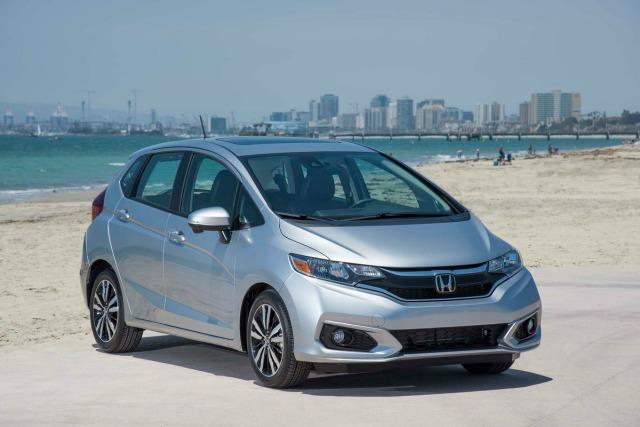 2018 Honda Fit: money car for budget-minded buyers