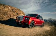 Rolls-Royce joins auto industry trend with first SUV