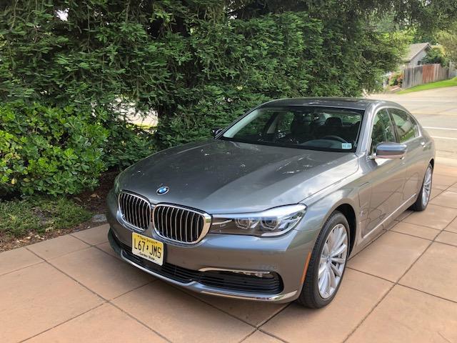 2018 BMW 740e: Big green sedan, big green money
