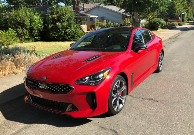 The 2018 Kia Stinger is new but already a strong rival for Audit, BMW and Mercedes-Bemz.