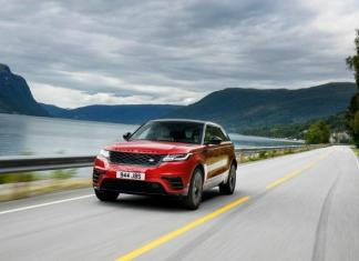 The 2018 Range Rover Velar has as odd name for a car so vivid.