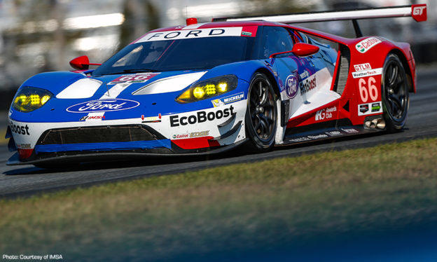 Sacramento race car driver Joe Hand will compete Sept. 7-9 at WeatherTech Raceway Laguna Seca.