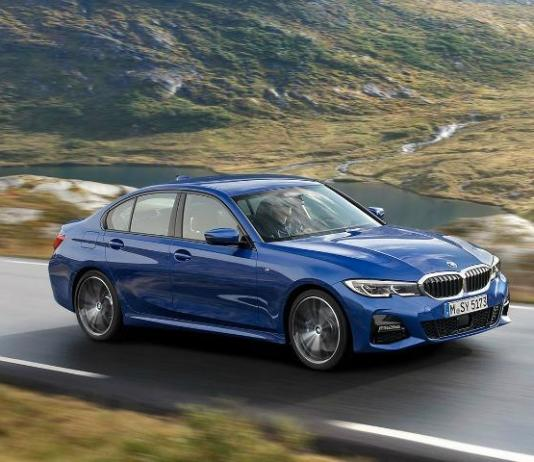 The 2019 BMW 3 Series will include the 330e trim car's seventh generation.