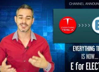 Eric Guberman, EV master on the YouTube channel E for Electric.
