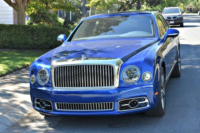 2017 Bentley Mulsanne: Classic sedan, royalty for all