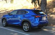 2016 Lexus NX 300h: Luxurious, efficient, pricey