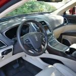 There's plenty of interior room in the 2016 Lincoln MKX.