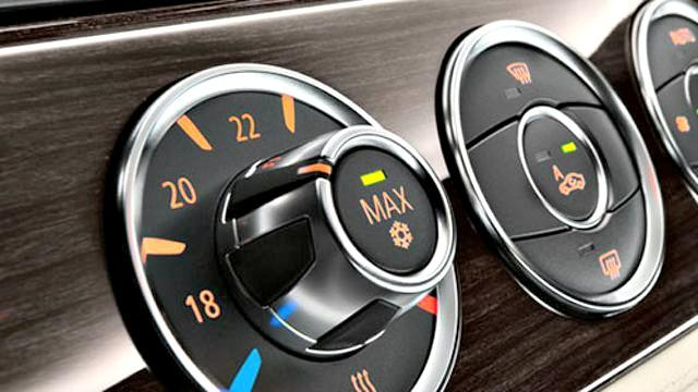 Repairing the air conditioning system in cars is best left to experts.