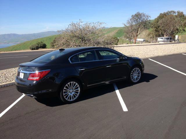 The 2015 Buick LaCrosse features several new interior and exterior updates.