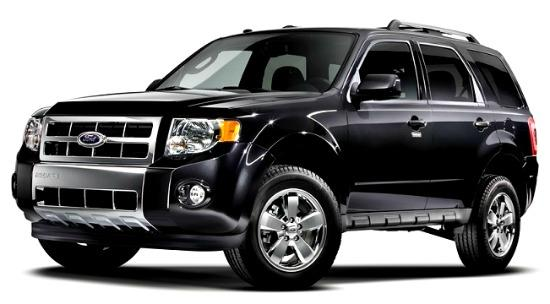 2012 Ford Escape. The name says it all, really.
