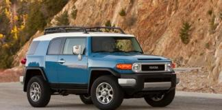 Toyota in cancelling FJ Cruiser in id-2014.