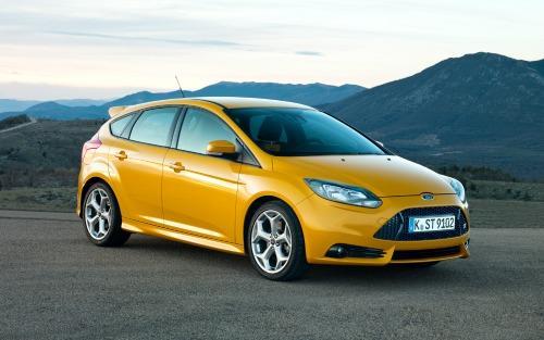 2013 Ford Focus. Image Source: motorauthority.com