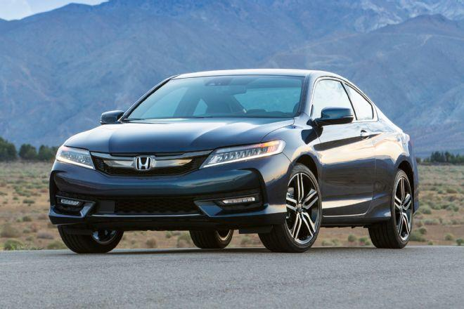 The 2016 Honda Accord is an ideal family sedan but with a shot of sportiness.